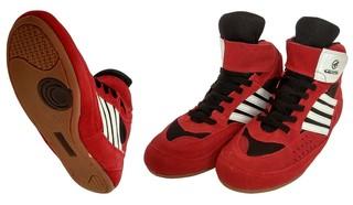 Обувь для борьбы Crouse 3005 (красные)
