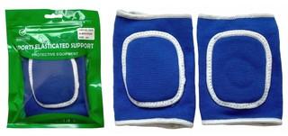 Наколенники волейбольные Crouse 3410 (blue)
