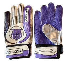 Перчатки вратаря детские Barcelona