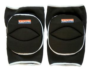 Наколенники волейбольные Crouse 7102 (black)