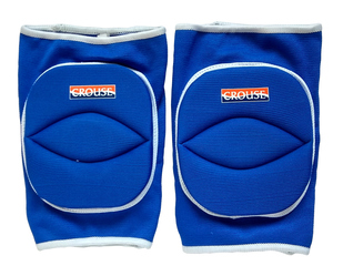 Наколенники волейбольные Crouse 7102 (blue)