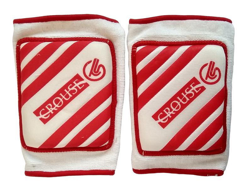 Наколенники волейбольные Crouse 7111 (red)