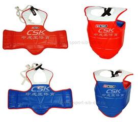 Жилет для единоборств CSK GX 9413