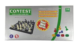 Шахматы магнитные Contest