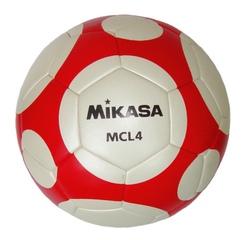 Мяч футбольный Mikasa MCL4 (white)