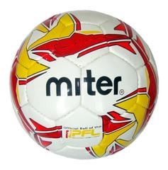 Мяч футбольный Miter (white)
