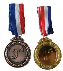 Медали (с цифрами)