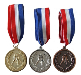 Медали (борьба)