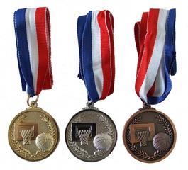 Медали (баскетбол)