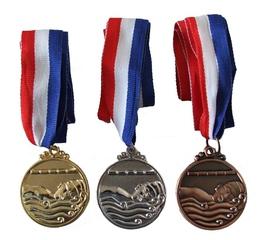 Медали (плавание)