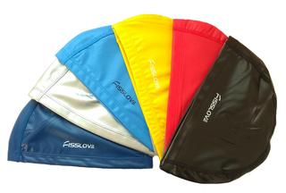Шапочка для плавания Fisslove