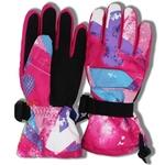 Перчатки лыжные женские
