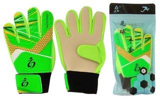 Перчатки вратаря детские Sport (зелёные)