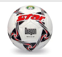 Мяч футбольный STAR SB 514-26 DRAGON